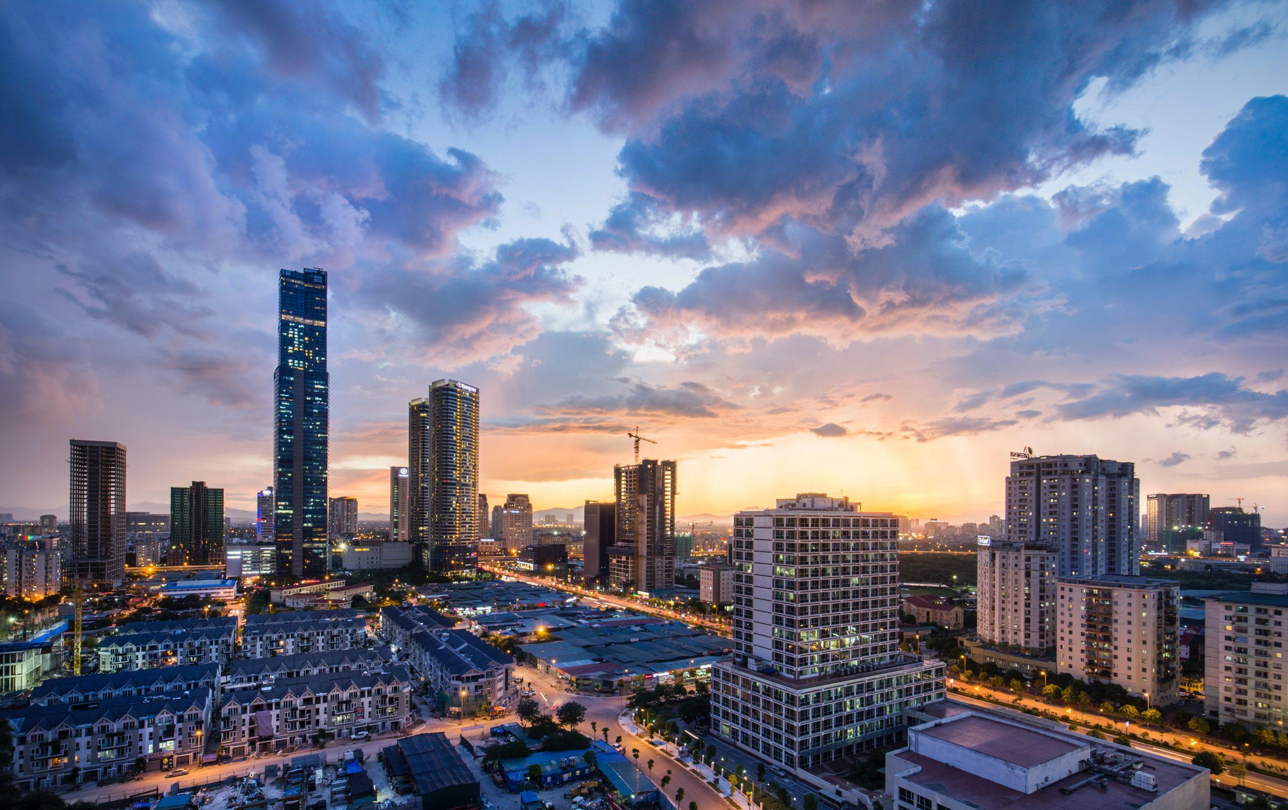 ベトナムの首都「ハノイ市」中心部のエリア紹介